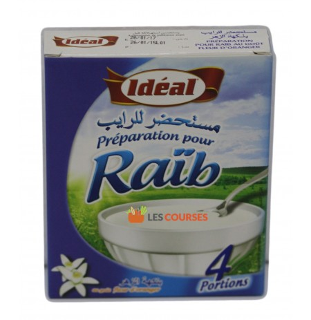 IDEAL RAIB