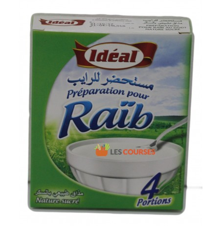 IDEAL RAIB NATURE