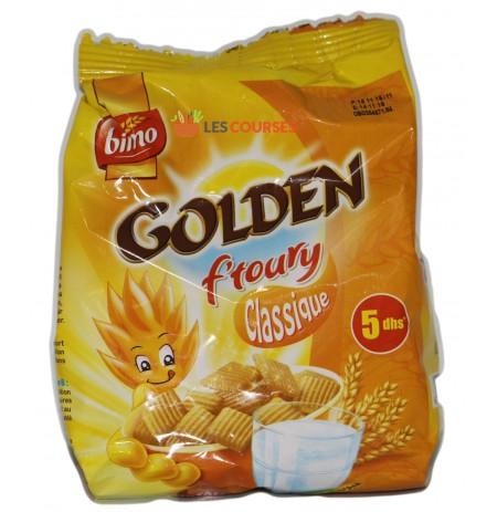 GOLDEN FTORY