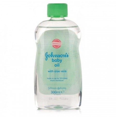 JOHNSON BEBE HUILE 100ML