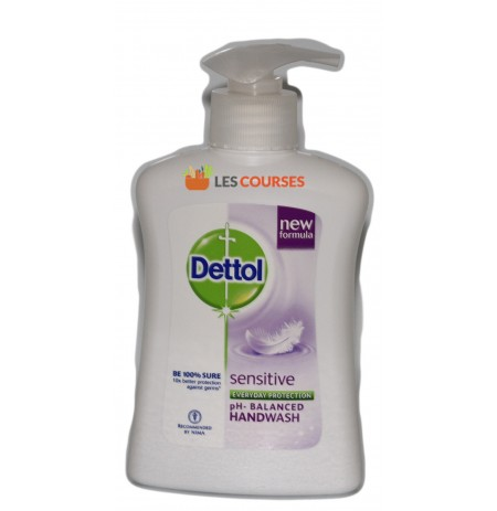 GEL DETTOL  SENSITIVE