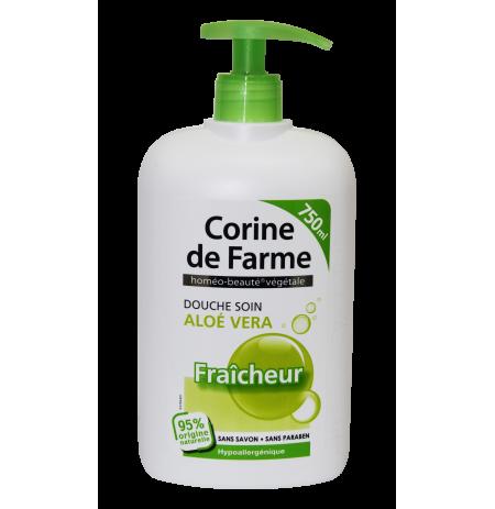 CORINE DE FARME SOIN DOUCHE ALO VERA 750ML