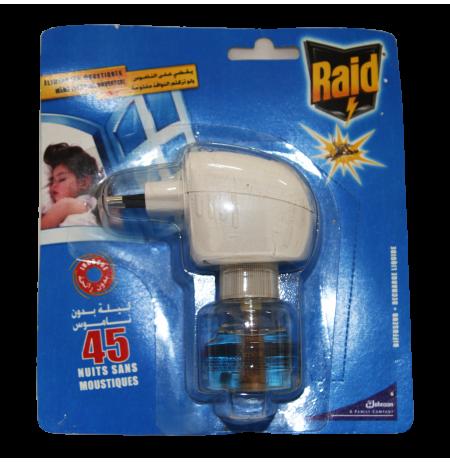 RAID RECHARGE 45NUIT