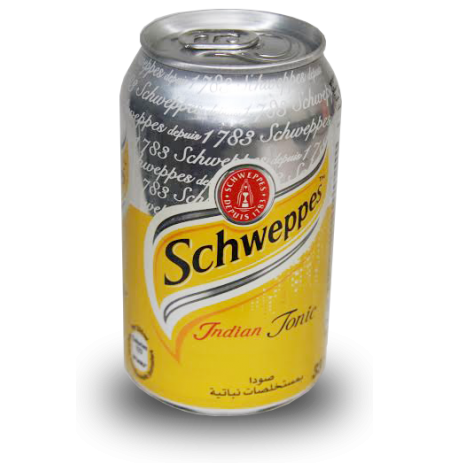 SCHWEPPES TONIQUE 33CL