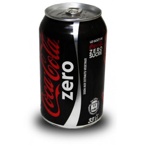 coca cola zero 33cl