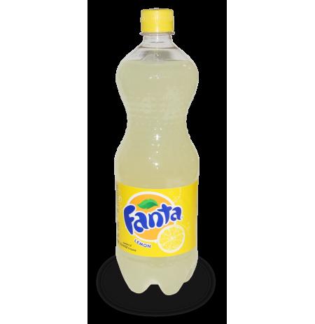 fanta lemon 1l