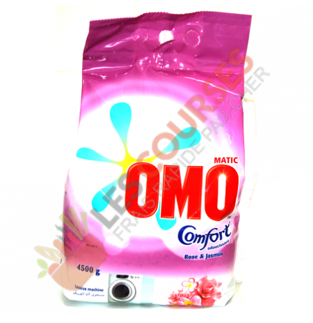 OMO CONFORT CONSENTRE ROSE 4.50KG